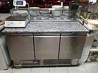 Холодильный стол для пиццы Desmon TS3PZG-S б/у