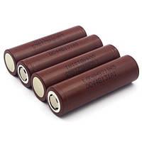 Высокотоковые акумулятори 18650 LG HG2 3000mAh 3.7 V 20A (Original)