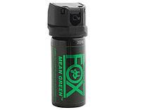 Газовый баллончик перцовый Fox Labs Mean Green - конус 89 ml