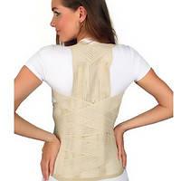 Бандаж для грудного и поясничного отделов (дышащий с дополнительными ремнями) ARMOR ARC330К