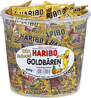 Золотые Мишки Haribo 980 гр 100 шт, фото 1