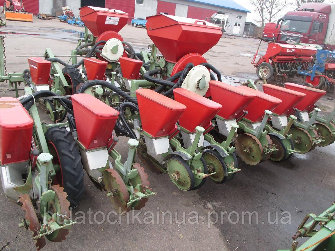 Сеялка 8 рядная тракторная  NODET