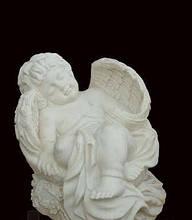 Ангелочек из мрамора С - 208