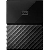 Внешний жесткий диск 2.5 2TB Western Digital (WDBYFT0020BBK-WESN)