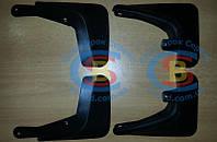 Брызговик передний+задний ком/4шт 4114100970 Geely Emgrand 7 EC7 (лицензия)