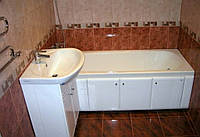 Монтаж ванны в Харькове, фото 1