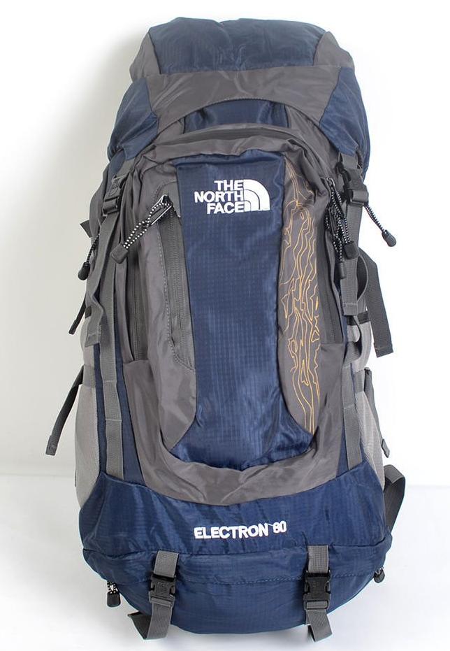 Туристический рюкзак The North Face на 60 литров(каркасный)
