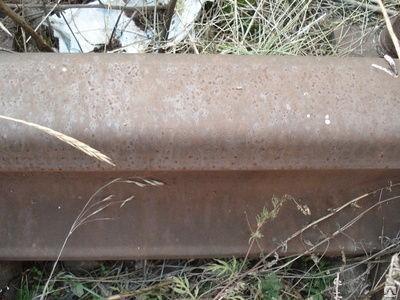 R — 50 рельс новый и б/у - СПД Коцарь К. Г. — оптовый продавец шпал, хозтоваров, ж/д техники. в Днепропетровской области