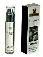 "Парфюм с феромонами Chanel ""Allure Homme Sport men"" 45 мл, духи для мужчин"
