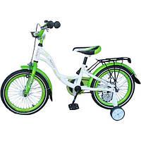 """Велосипед ARDIS DIANA 16"""" Белый/Салатовый (А16ВМХ10)"""