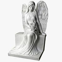 Скульптура из мрамора С - 213