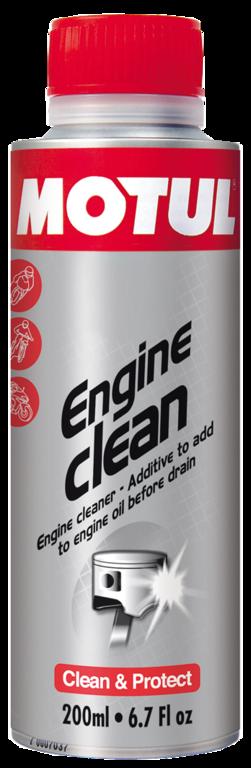 Промывка Motul Engine Clean Moto 200мл
