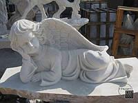 Надгробная скульптура из мрамора С - 216