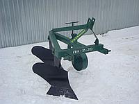 Плуг для минитрактора ПН 2-30