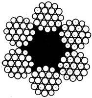 Канат стальной оцинкованный 4,1 ГОСТ 2688-80