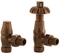 Вентиль термостатический для чугунных радиаторов в классическом стиле UK18
