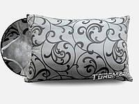 """Подушка """"ЗЕВС"""" 50 х 70 ткань сатин, наполнитель холлофайбер"""