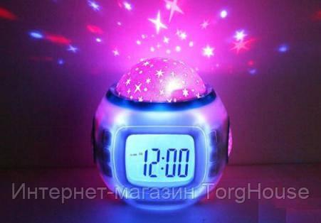 Часы проэкторные 1038