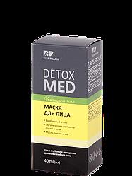"""Маска для лица  TM """" Detox Med"""" , 40мл"""