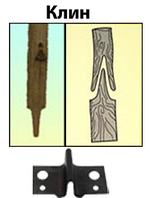 Нож КЛИН к прививочному секатору 3Т