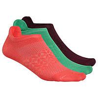 Короткие носки для спорта Reebok CrossFit® Inside – 3 пары BP7308 - 2017