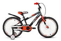 """Велосипед ARDIS FITNESS BMX 16"""" Черный/Оранжевый (A16BMX05)"""