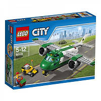 LEGO® City ГРУЗОВОЙ САМОЛЕТ В АЭРОПОРТУ 60101