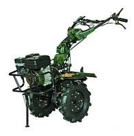 Мотоблок бензиновый Zirka (Зирка) GT70G01 7,0 л.с., колеса 4.00х10 DTZ