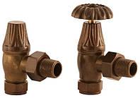 Вентиль для чугунных радиаторов в классическом стиле UK10