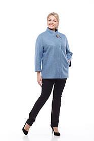 Пальто демисезонное женское короткое размер 42-48