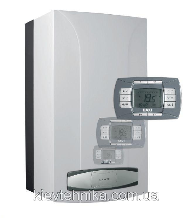 Котёл газовый Baxi Luna 3 Comfort  1.310 Fi (турбо) - KIEVTEHNIKA в Киеве