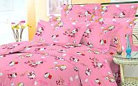 Дитяча постільна білизна в ліжечко -Хелов Кіті