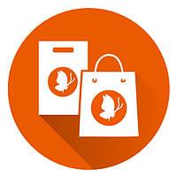 ♥ Пакеты полиэтиленовые и бумажные (под нанесение логотипа)