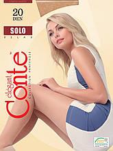 Колготки Conte SOLO 20 Den арт 2,3,4 р Nero.