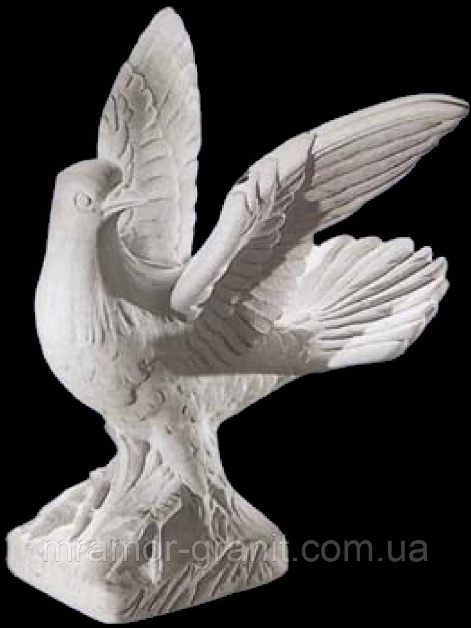 Скульптура голубя С - 244