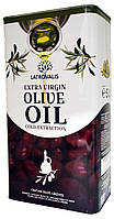 Масло оливковое Latrovalis Extra Virgin Olive Oil Cold Extraction 5л. ж/б