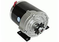 Электродвигатель постоянного тока 36V450W со встроенным редуктором