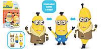 Миньон Арктический Кевин - Банан Minions Deluxe Action Figure