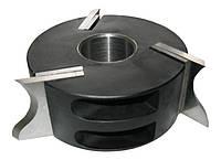 Фреза цилиндрическая с механическим креплением на 3 ножа