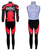 ДЕМИСЕЗОННАЯ Велоформа BMC 2011 bib