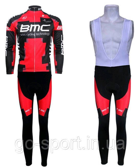 ДЕМИСЕЗОННАЯ Велоформа BMC 2011 bib, фото 1