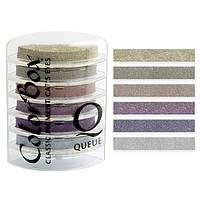 Набор для штампинга ColorBox Cats Eye classic pigment - 6 шт Silks n Satins