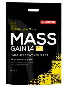 NUTREND Mass Gain 14, 6000 g