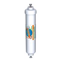 Угольный постфильтр Aquafilter AICRO-QC на быстросъемных соединениях, фото 1