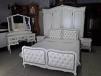 Комплект мебели для спальни, шкаф, комод, кровать