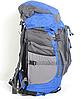 Туристичний рюкзак The North Face на 60 літрів(каркасний), фото 3