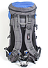 Туристический рюкзак The North Face на 60 литров(каркасный), фото 5