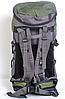 Туристичний рюкзак The North Face на 60 літрів(каркасний), фото 5