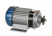 Электродвигатель 48V750W с планетарным редуктором