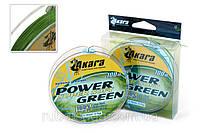 Шнур Akara Power Green Super Soft